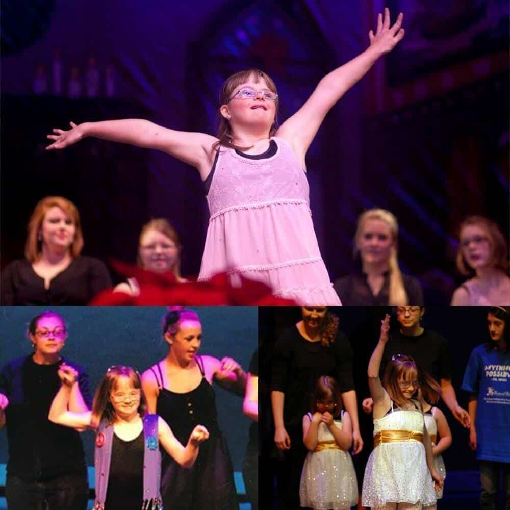 Darby's Dancers Montage for home page